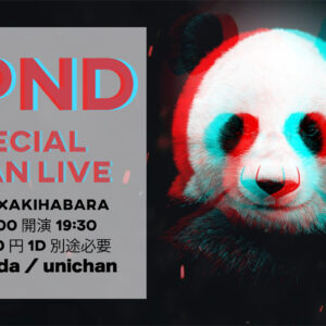 7/27 PPND Special 2man live vol.1